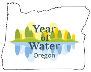 Year of Water logo